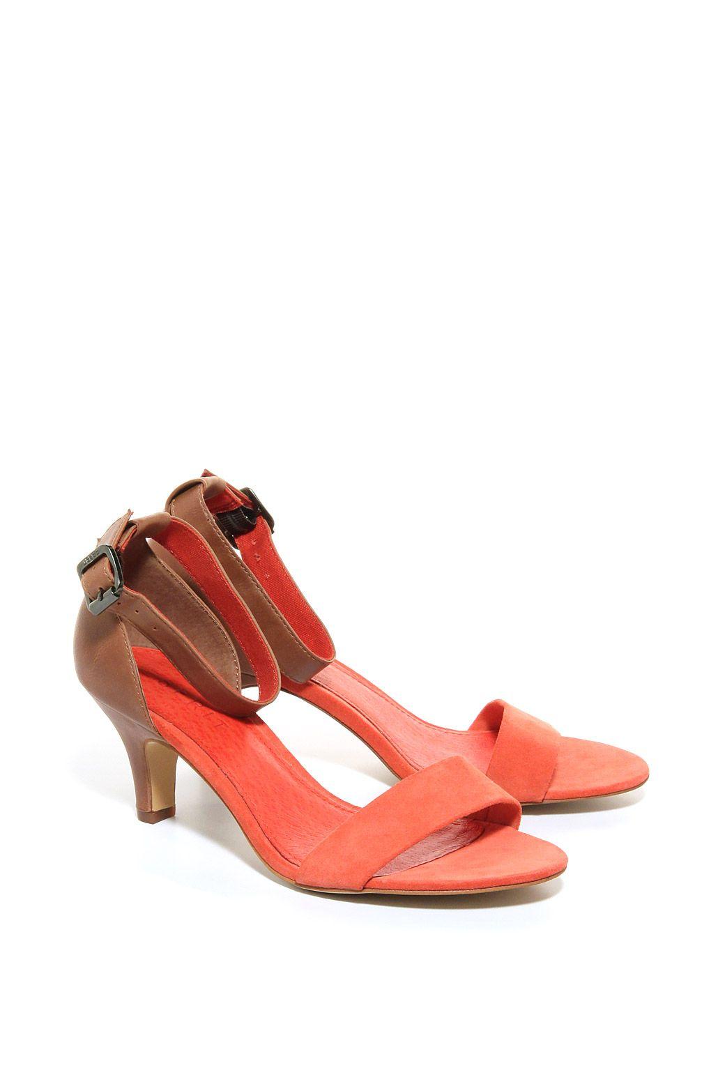 Esprit : Sandalettes bicolores à acheter sur la Boutique en ligne