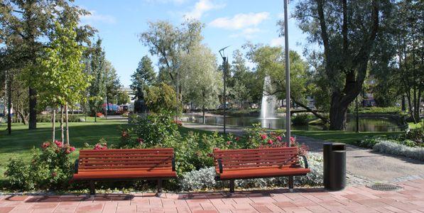 Puistot   Forssan kaupunki