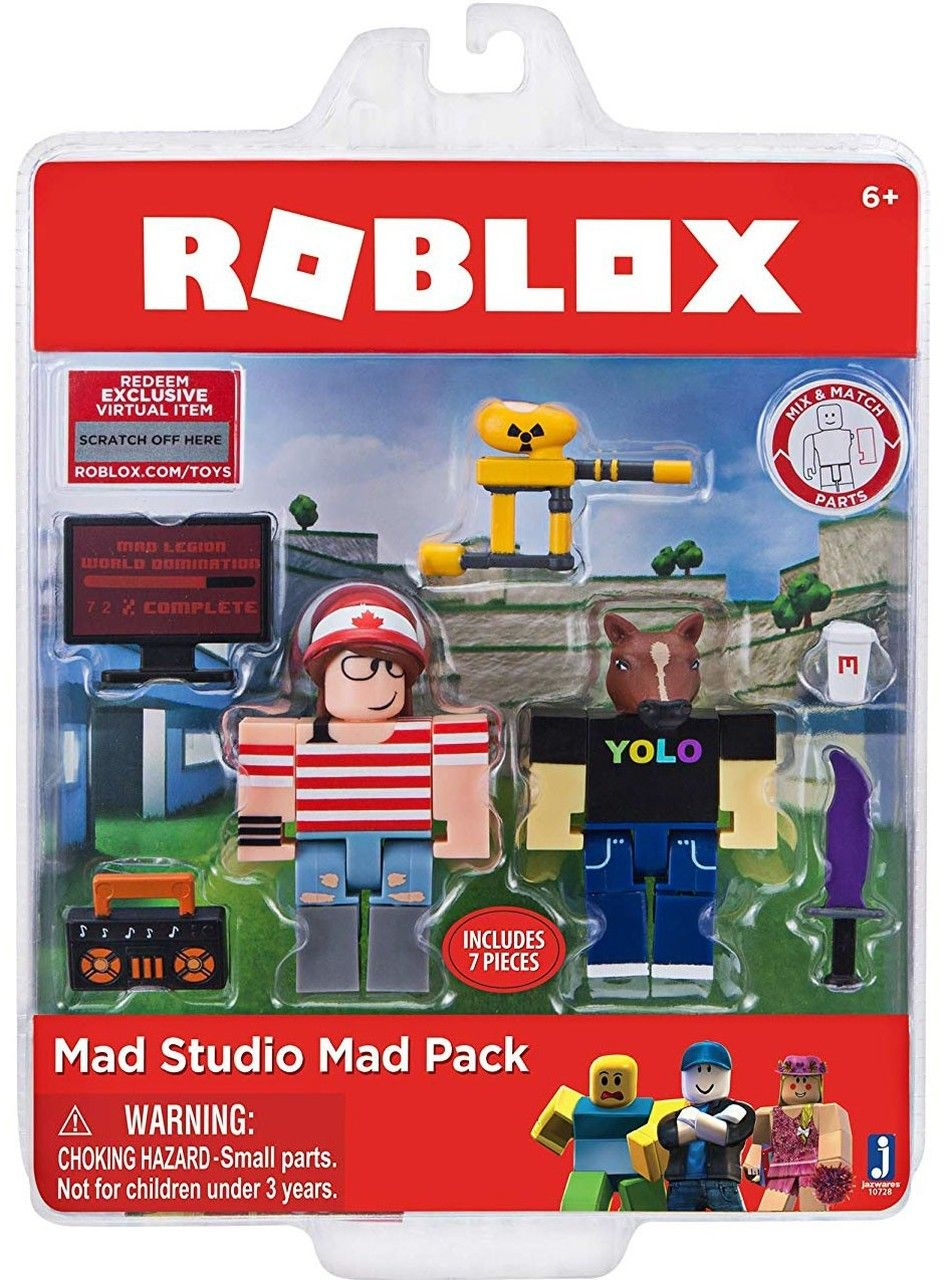 ROBLOX CORE FIGURES COLLECTION CHOOSE YOUR FIGURE 4 DESIGNS TO CHOOSE