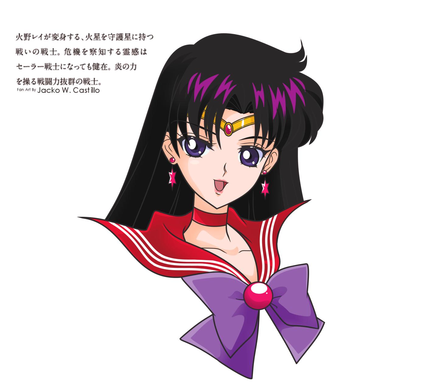 Pin By The Serpent On Bishoujo Senshi Sailor Moon Sailor Mars Sailor Moon Mars Sailor Moon Crystal