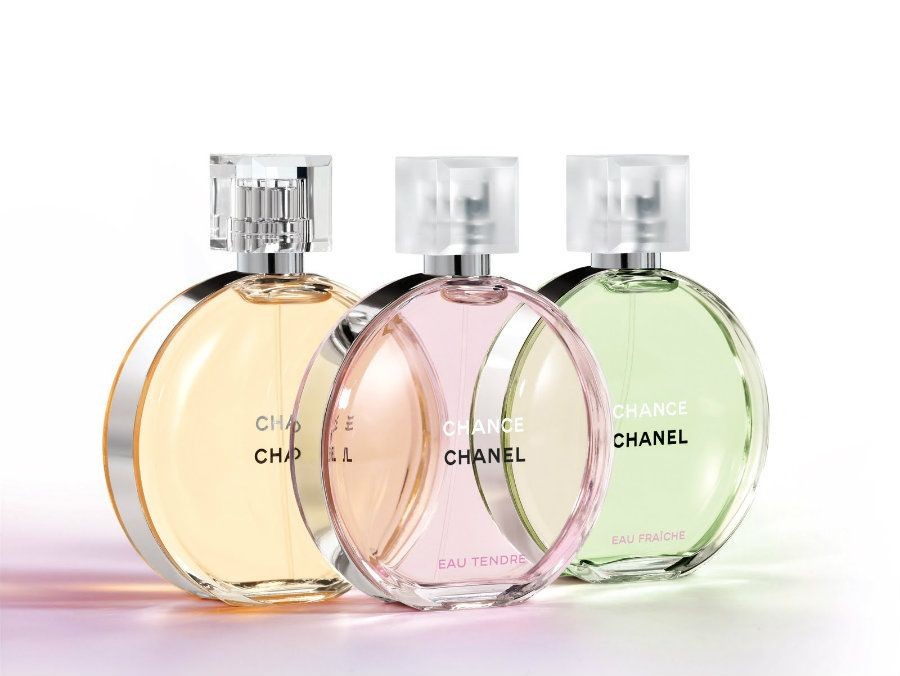 Perfume - Chanel Chance Collection - Green and Pink!  )  b3bcbbd9b