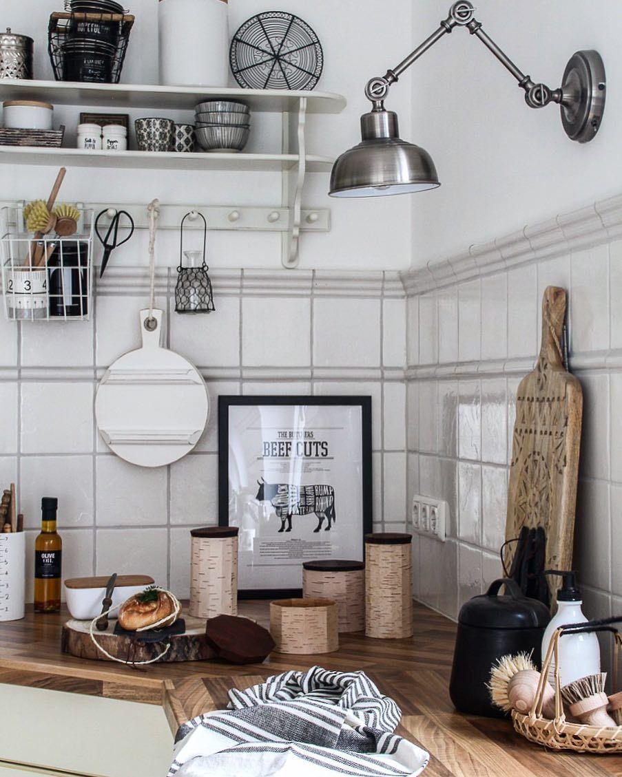Skandinavische Küche   Interior Design   Pinterest   Kitchens ...
