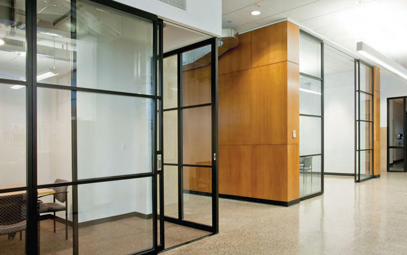 Pk 30 Dark Framed Sliding Glass Doors Glassdoors Glasswalls