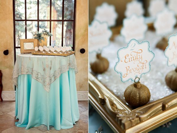 Aqua And Glitter Wedding Ideas Design By Events Michelle Cousins