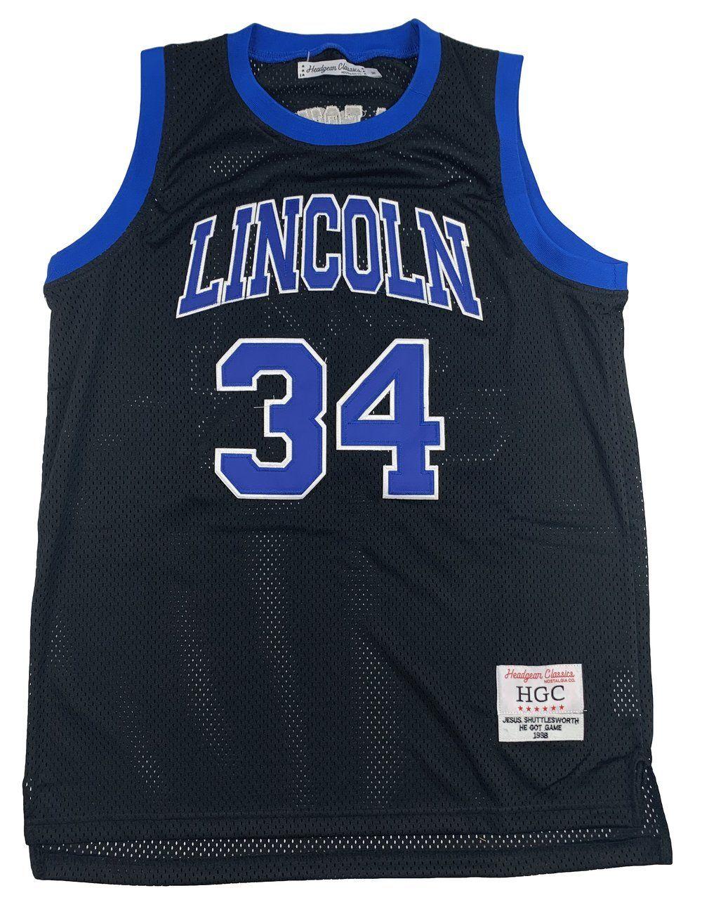 new styles 3eec5 05e4d Jesus Shuttlesworth Black Basketball Jersey | Products