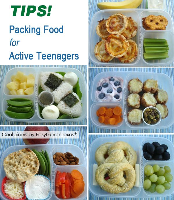 Tips For Teens In 2018 Healthy School Lunches Pinterest Lunch