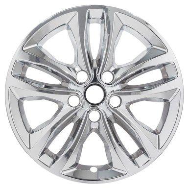 Chevrolet Malibu Lt Chrome Wheel Skins Hubcaps Wheel Covers 17