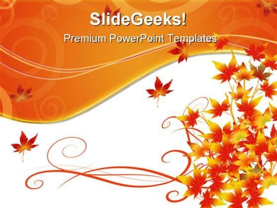 Autumn Season Nature PowerPoint Templates And PowerPoint Backgrounds