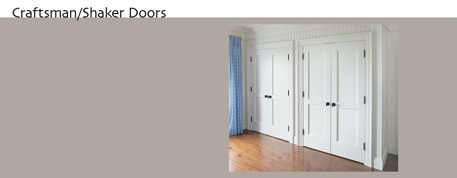 doors trims interior with windows stock darpet panel collection shaker in and