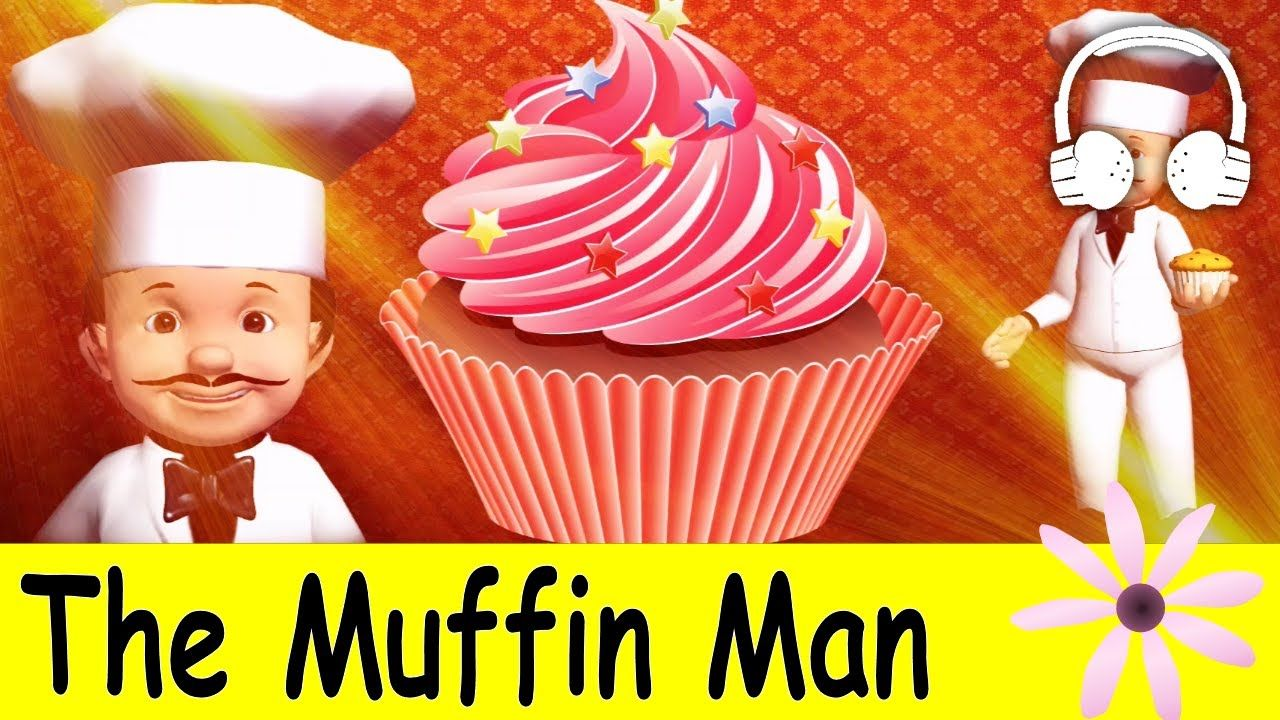 The Muffin Man Family Sing Along Muffin Songs Muffin Songs