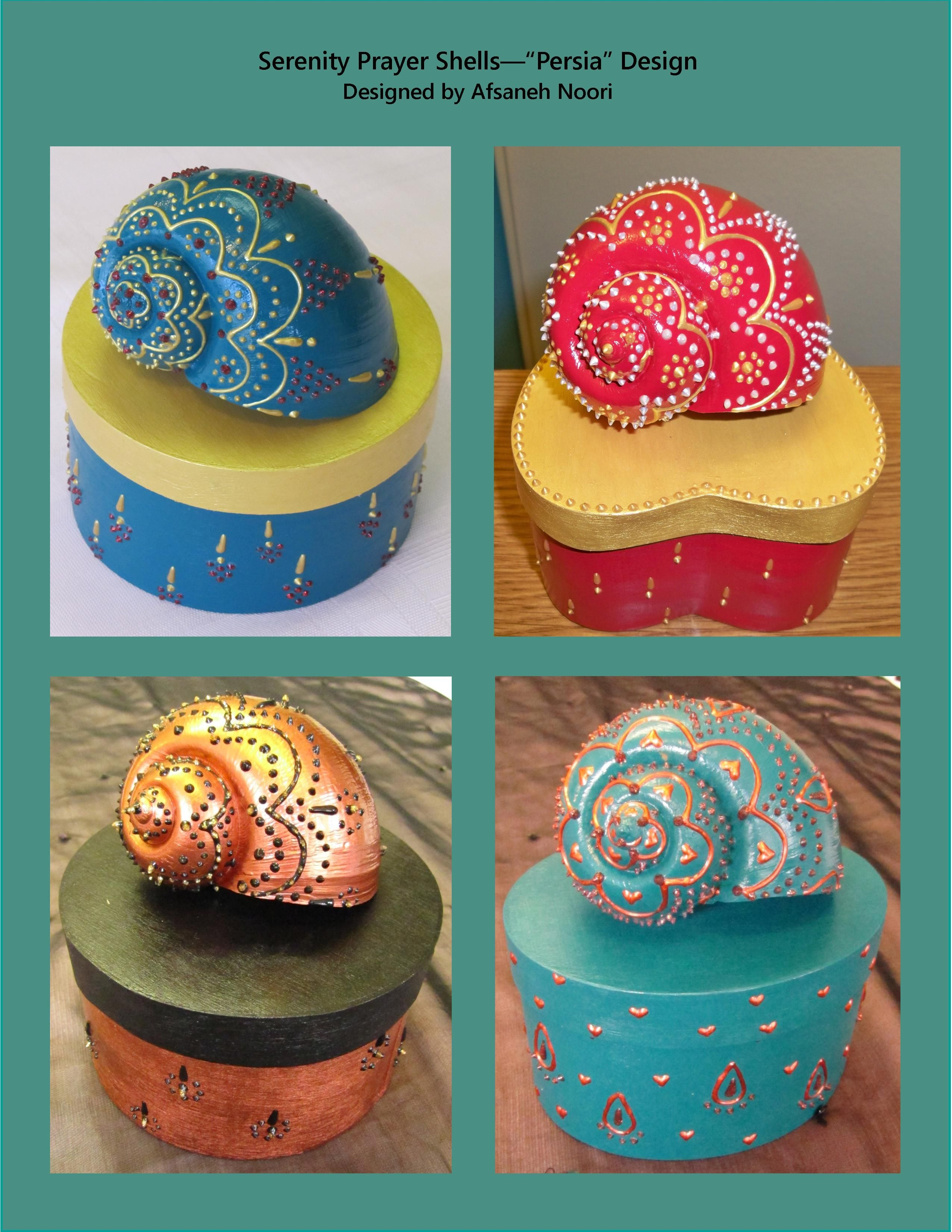 Shell Designs These Island Apple Snail Shells Are Collected By Hand From The