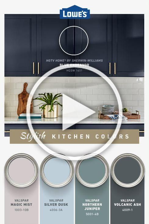 Trending Colors That Will Transform Any Kitchen Into The Place To