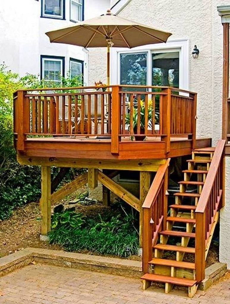 Small Deck Decorating Ideas Pictures Deck Ideas For Small