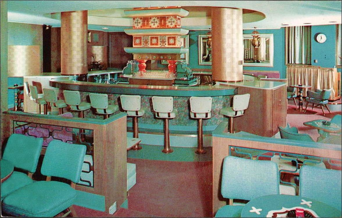 Hotel Faust Terrace Lounge Rockford Illinois I Bet This Place Isn T There Anymore