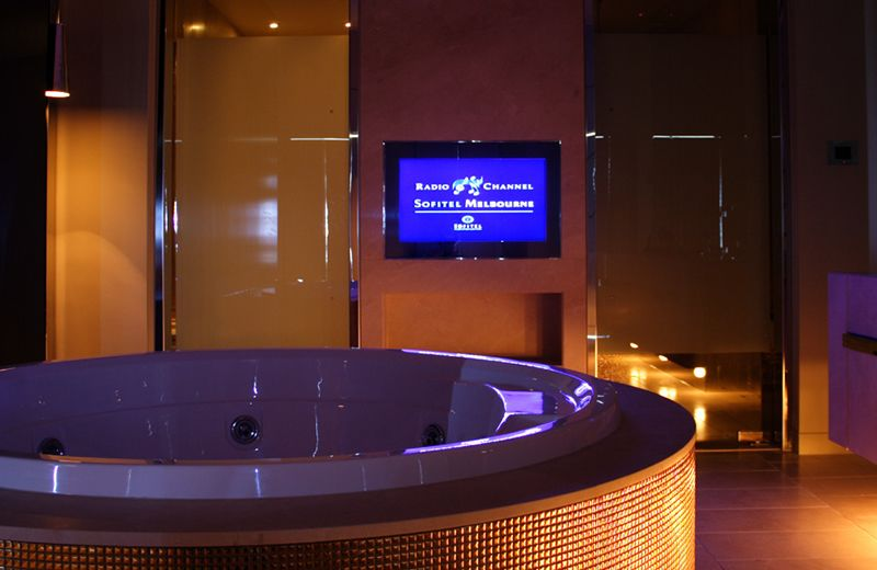 Inspiration For Your New Aquavision Waterproof Television Waterproof Television Waterproof Tv Spa Tub