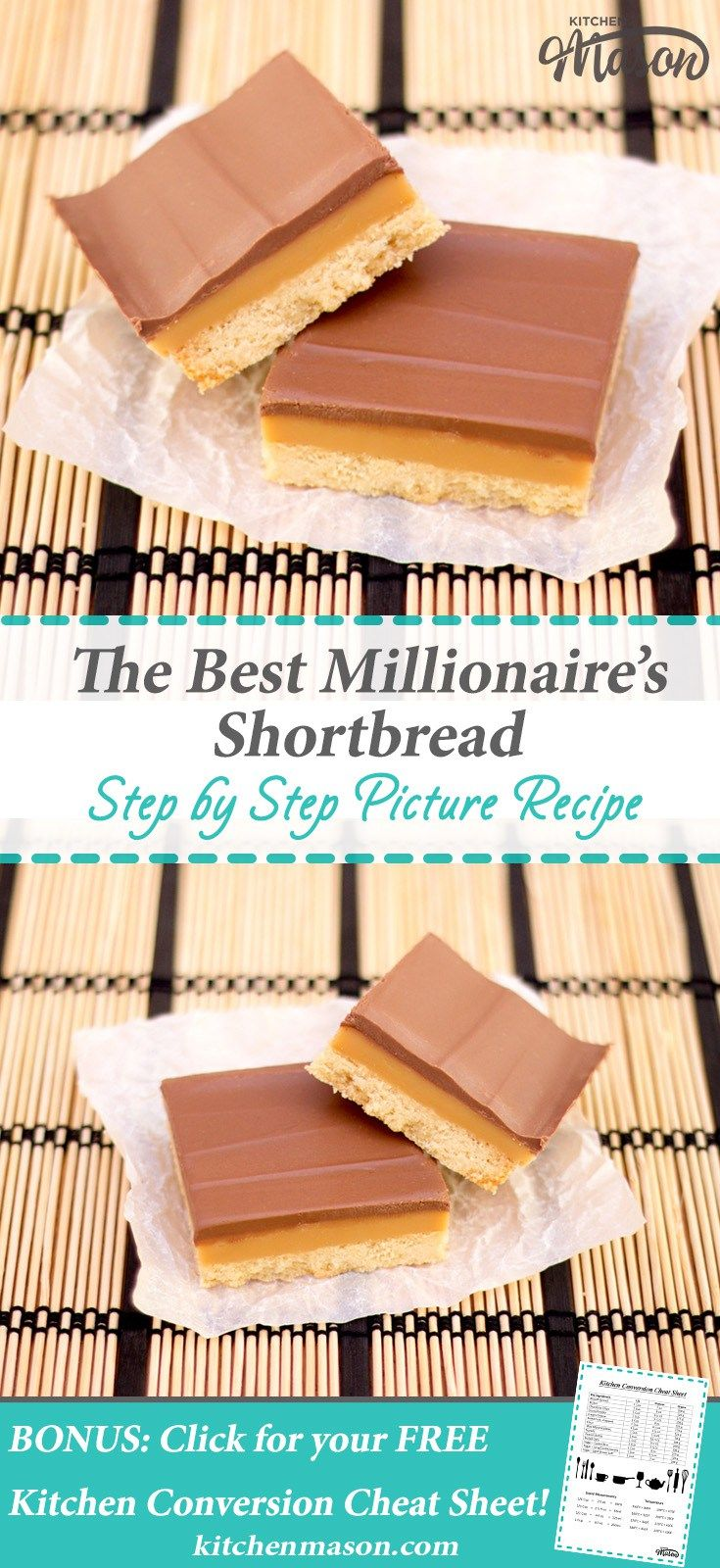 Best Ever Millionaire S Shortbread Recipe Millionaire Shortbread Recipe Shortbread Recipes Caramel Chocolate Bar