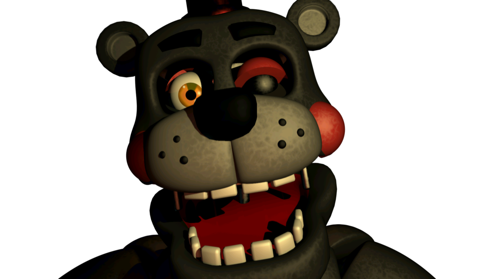 Model by: Scott Cawthon FNAF 6 File image  | Fnaf 6 | Fnaf
