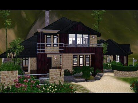 11++ Sims 3 house designs ideas