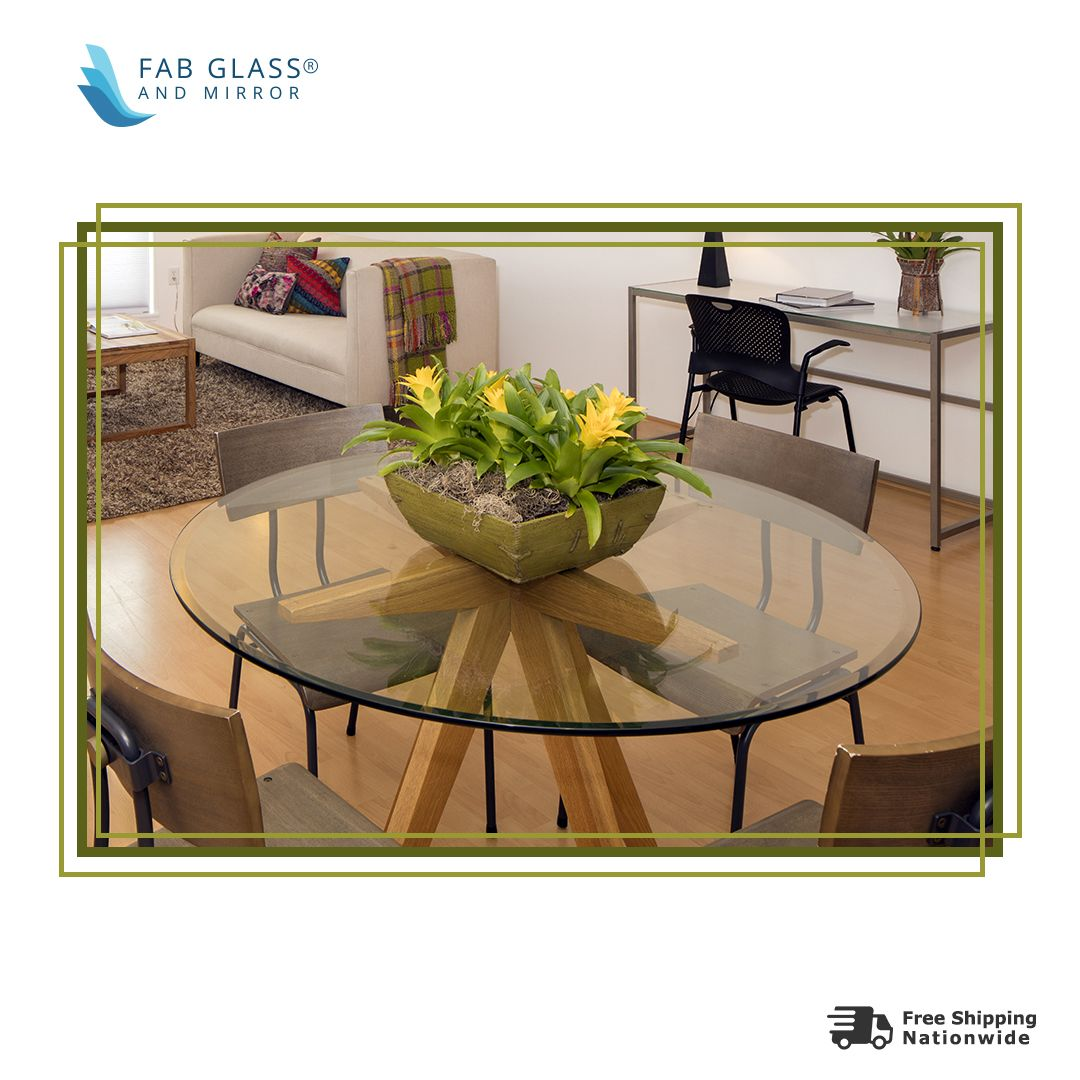 5 Tips For Choosing Perfect Glass Table For Your Newly Decorated Place Fab Glass And Mirror Glass Table Perfect Glass Outdoor Furniture Sets
