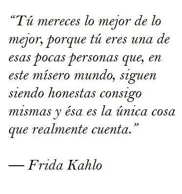 Frases Frida Frase De Frida Kahlo Frases Bonitas Y