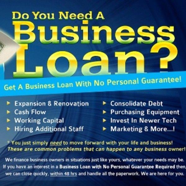 @macg_atl: Do You Need A Business Loan?