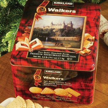 Walkers Shortbread Cookies Costco