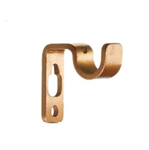 Short Curtainrodbracket For 1 2 Diameter Drapery Curtain Rods 1