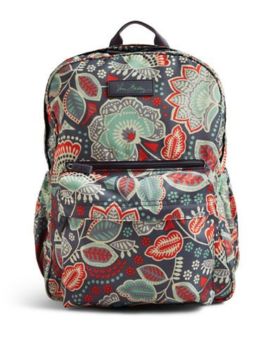 ef22c21407 Vera Bradley Lighten Up Grande Backpack Women s Nomadic Floral ...
