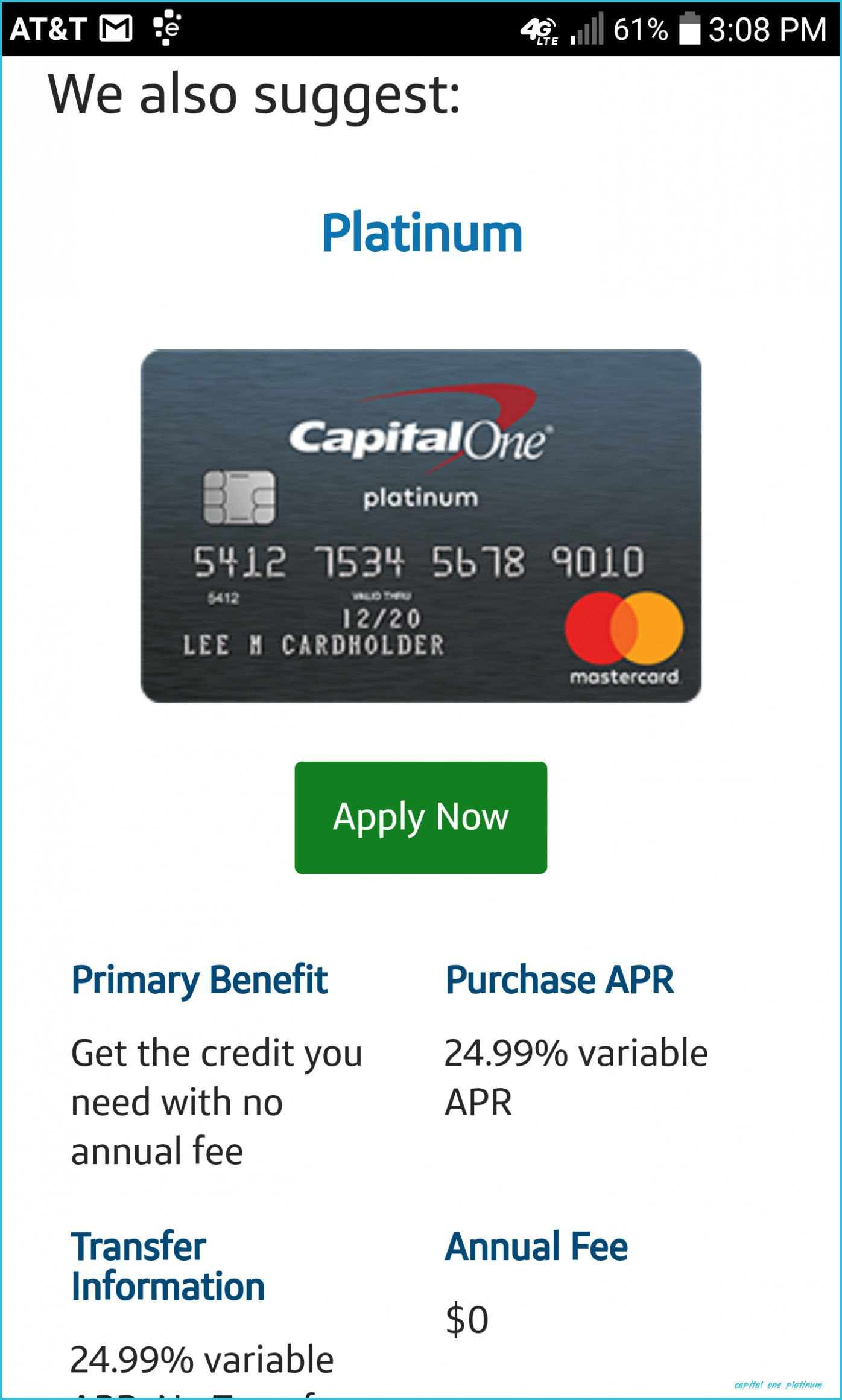 9 quick tips for capital one platinum capital one