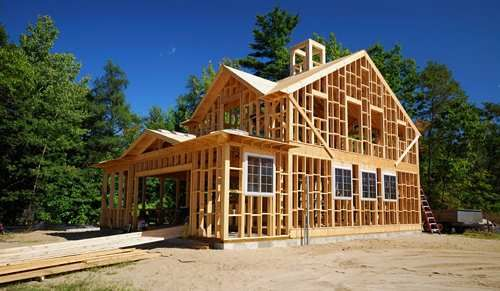 Building A House building your own home isn't easy and you're sure to curse out