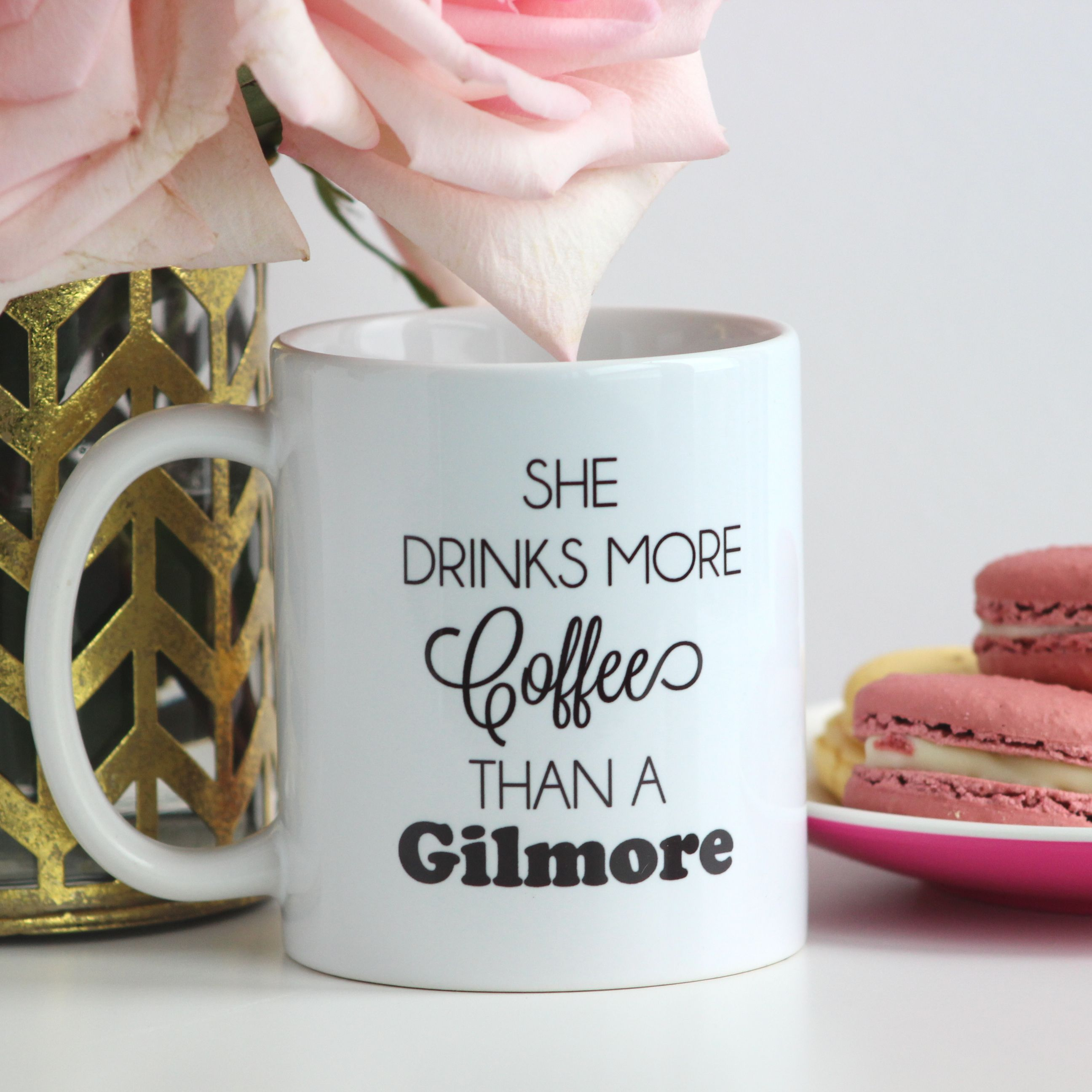Sq Quote New Gilmore Girls 2  Sq  Coffee Mug  Pinterest  Coffee Girls And Cups Decorating Inspiration
