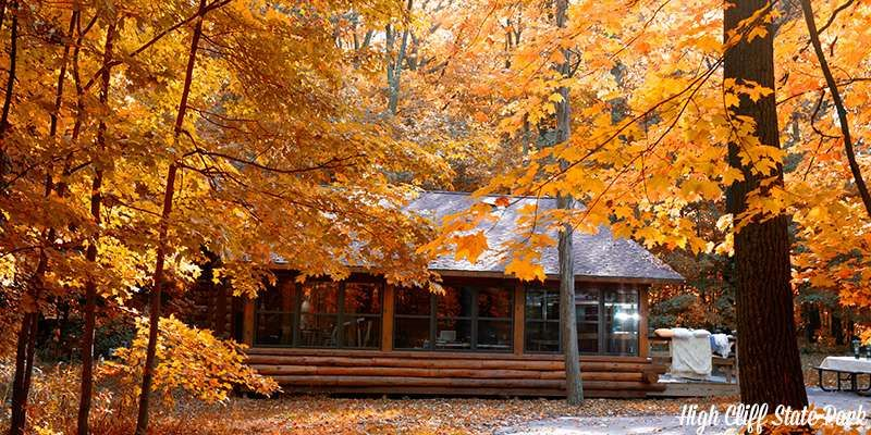 Camp Your Way Through Fall Colors | WI Fall Colors | Travel Wisconsin