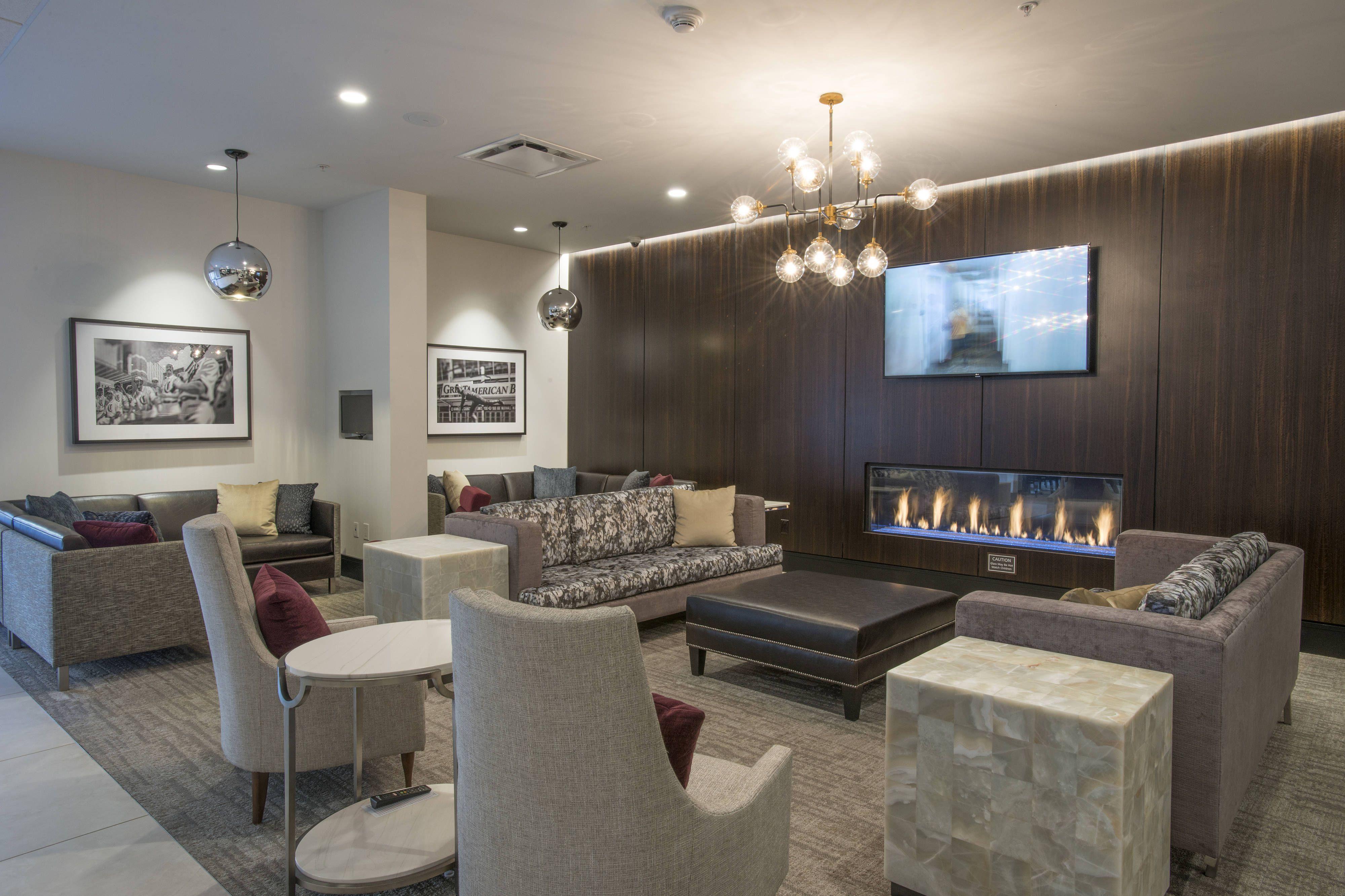 Residence Inn Cincinnati Midtown Rookwood Lobby Holiday Travel Enjoy Home Decor Residences Inn