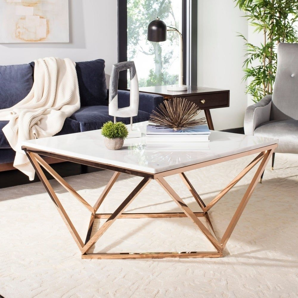 Overstock Com Online Shopping Bedding Furniture Electronics Jewelry Clothing More In 2021 Table Decor Living Room Marble Top Coffee Table Coffee Table [ 1000 x 1000 Pixel ]