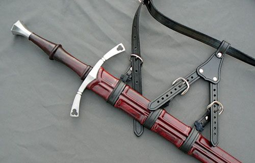 The Malatesta Signature Sword From Valiant Armoury