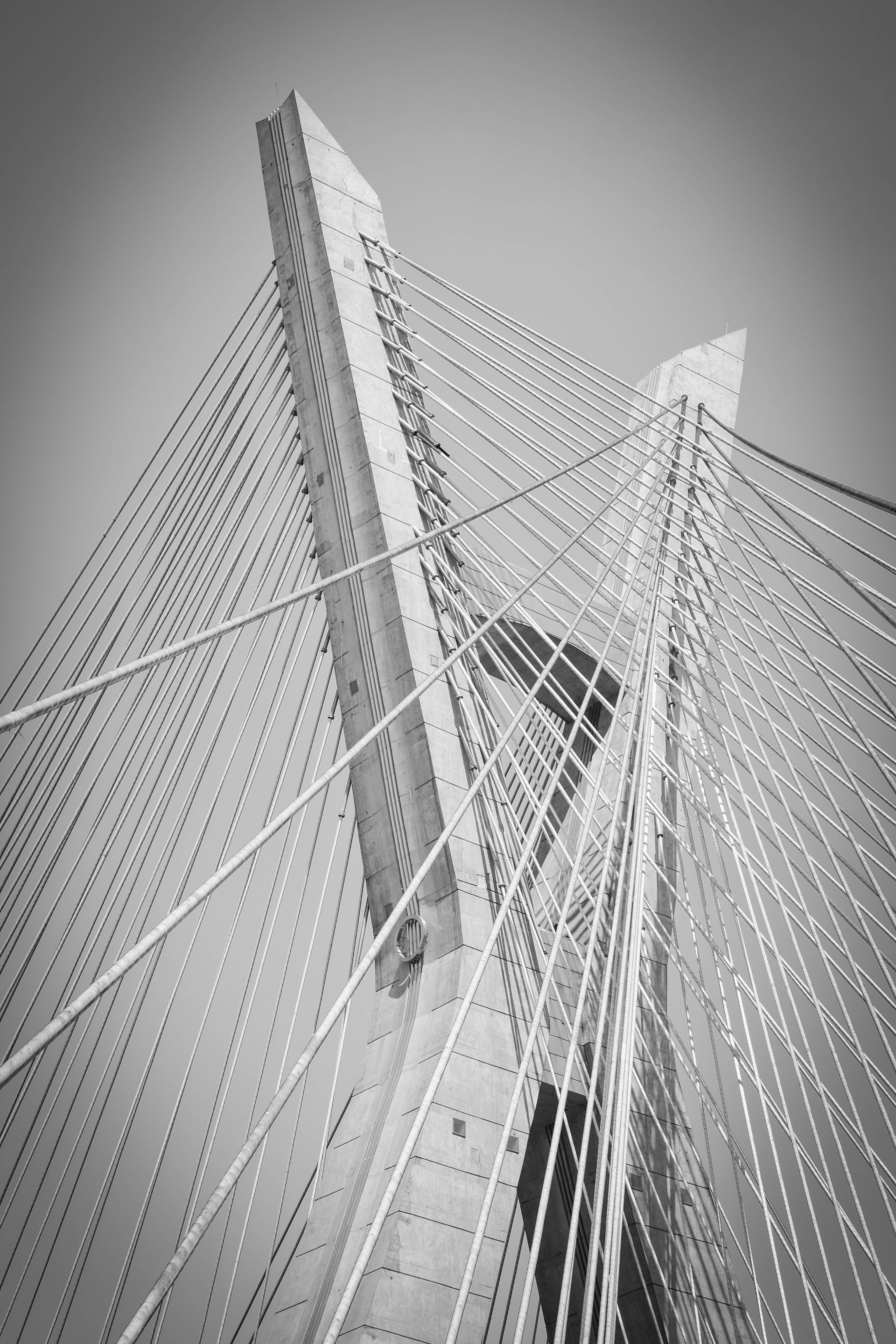 Ponte estaiada, SP