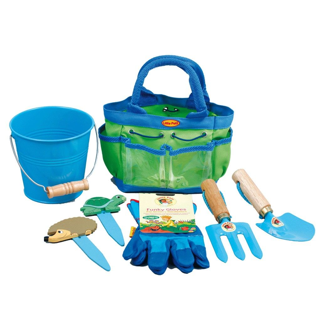 Encourage Your 6 Year Old Boys Outside With This Gardening Kit! A Great  Gift To