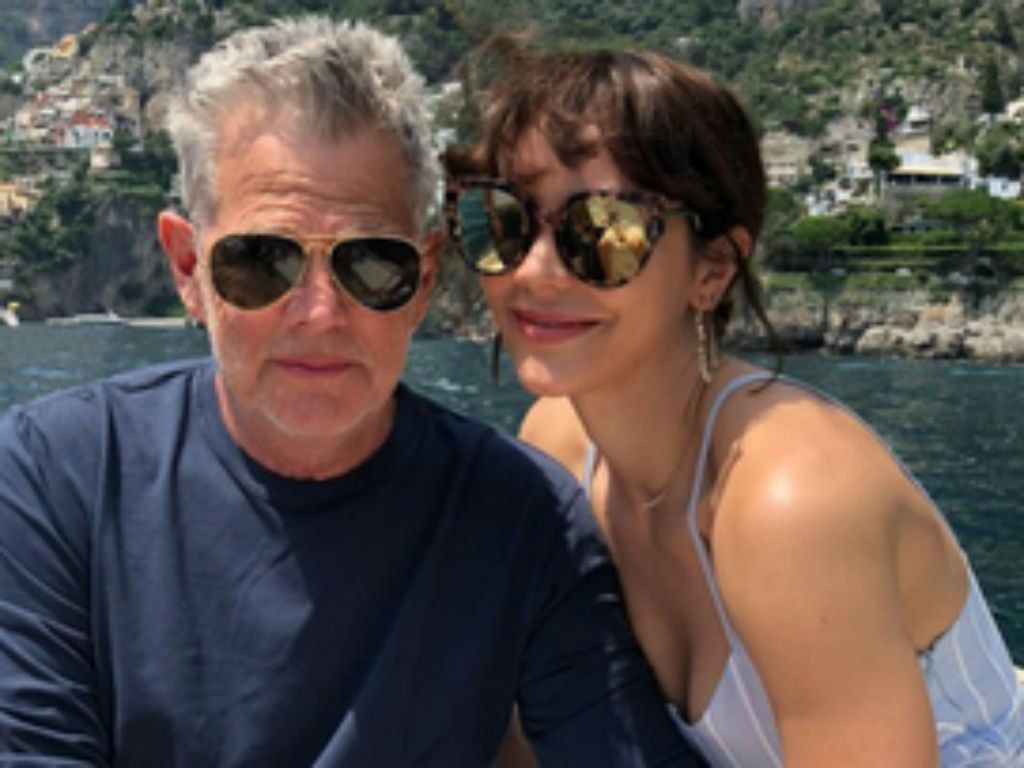 Katharine Mcphee And David Foster Are Married Couple Says I Do On Day With Special Meaning To American Idol Alum American Idol Katharine Mcphee The Fosters