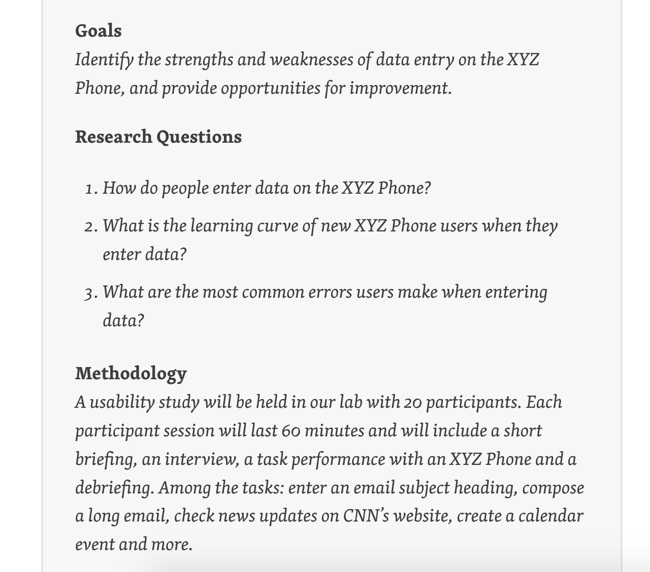 The Ux Research Plan That Stakeholders Love Smashing Magazine How To Plan Research Research Question