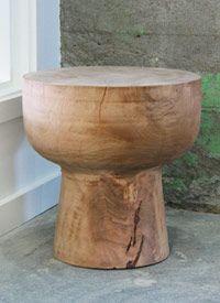 Mango Wood Stool