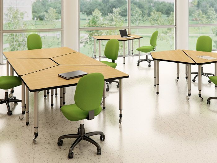 Classroom Table Design ~ Flexible agile new school building dreams pinterest