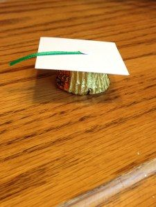 Easy DIY graduation open house party favors.   Event Planning ...