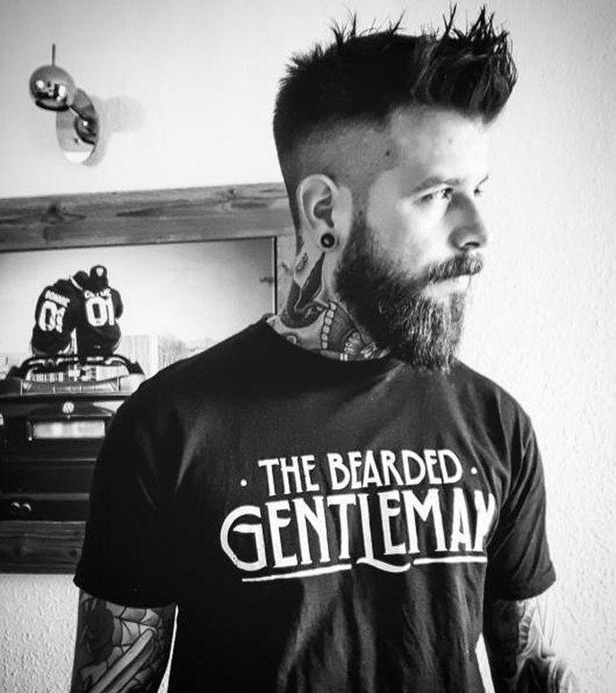 Beard Haircut, Beard