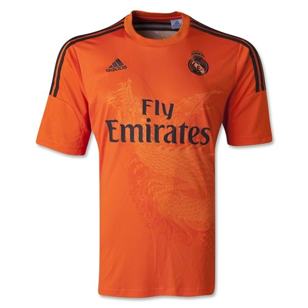 11144c518 Real Madrid 14 15 Goalkeeper Away Soccer Jersey
