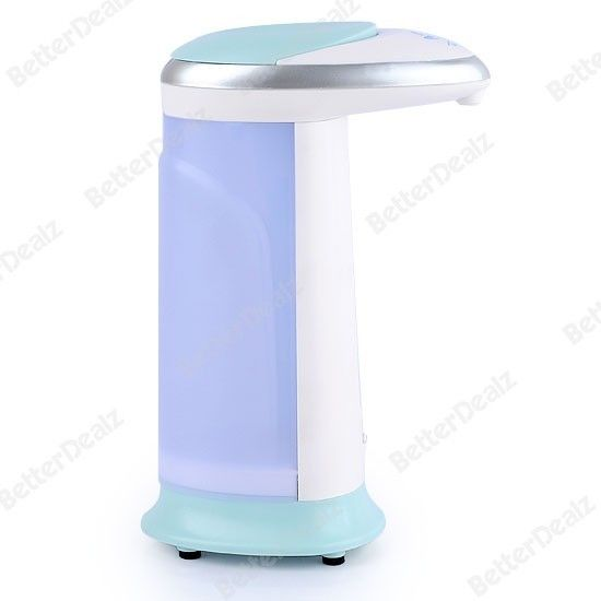 Home Resturant Stand Auto Soap Dispenser Touch Free Hand Sanitizer