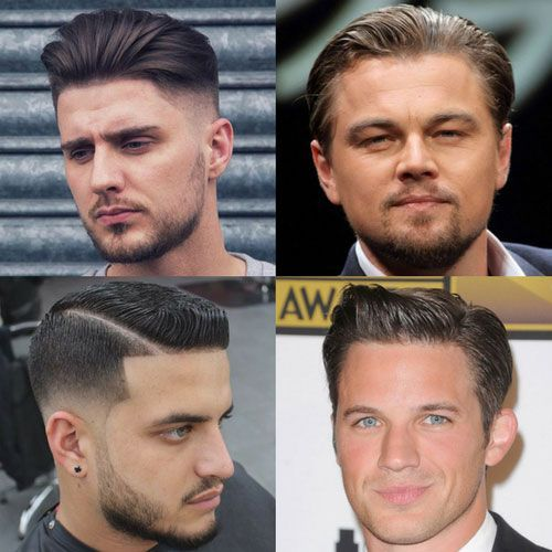 Hairstyles For Round Face Men Short Hairstyles Pinterest Hair