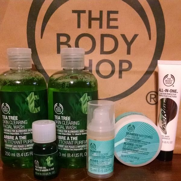 Best Primer For Oily Skin The Body Shop Instablur Review Best Primer For Oily Skin Primer For Oily Skin The Body Shop