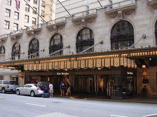 Drake Hotel in Chicago