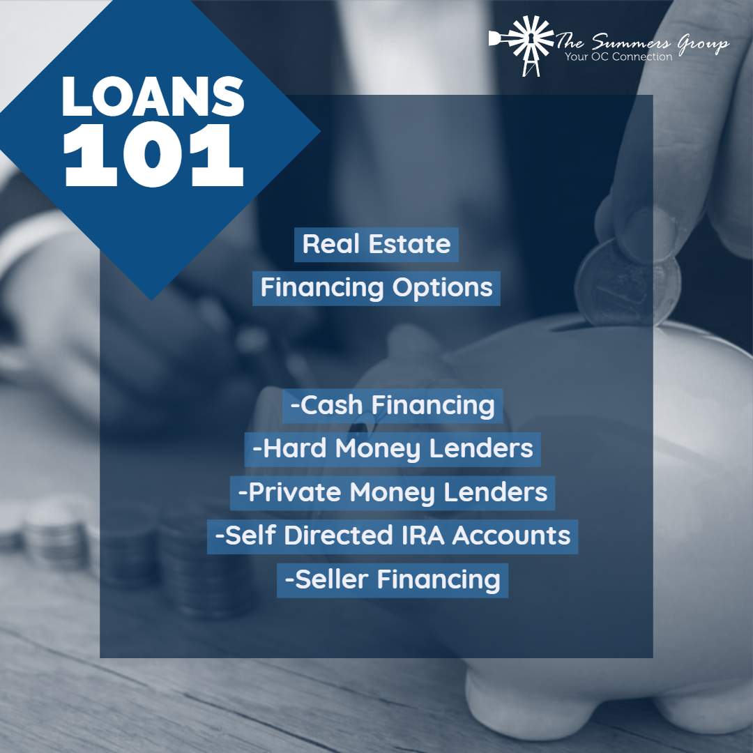 Cash Financing Great For Investors Who Have Access To A Significant Amount Of Capital Either Personally Or Thr Hard Money Lenders Money Lender Private Lender