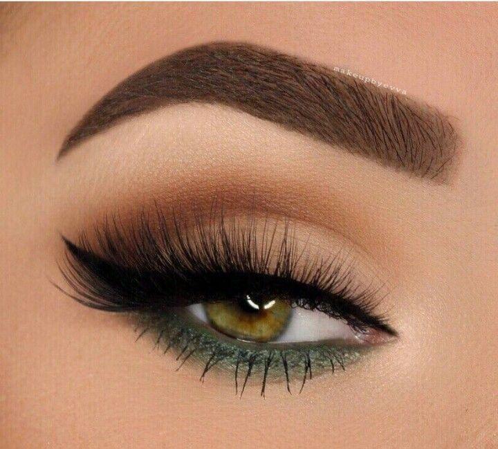 Photo of Augen Make-up Tutorial blaue Augen Ideen braune Augen grüne Augen für Anfänge…